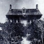 Mariana Bonifay house built on Gull Point in the early part of 1800.