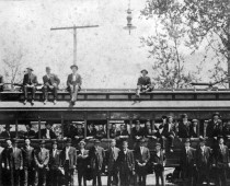 1908 Street Car Strike