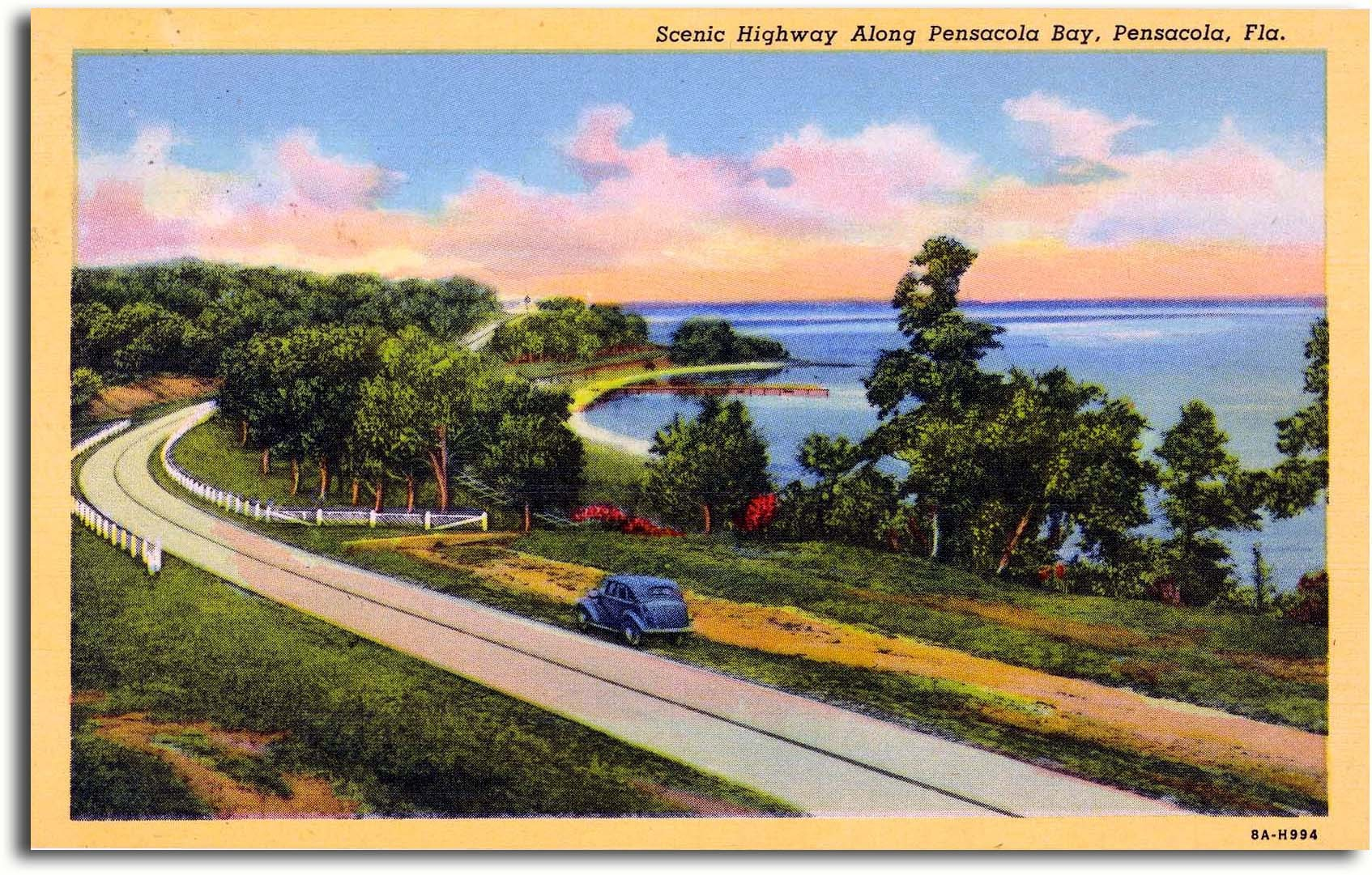 Donate A Car >> Vintage Scenic Highway - Pensacola Scenic Bluffs