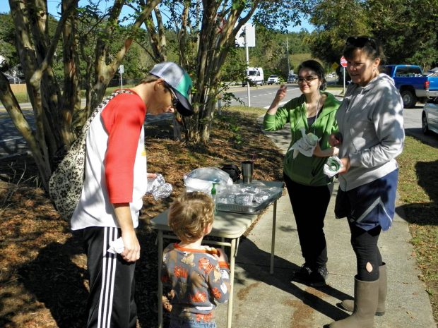 Chimney Park and Bay Bluffs Cleanup