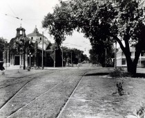 North Hill Tracks at Palafox