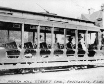 North Hill Street Car